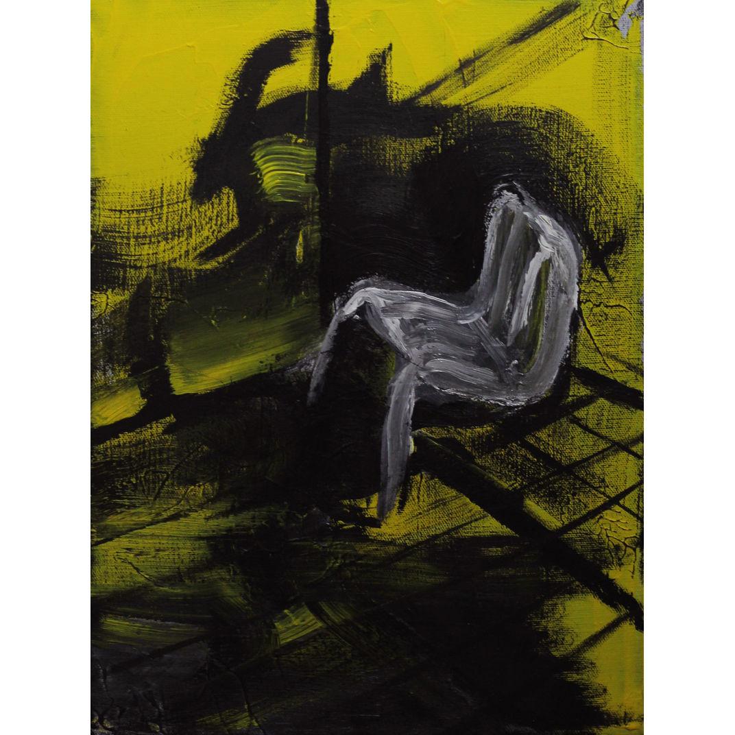 Chair by Faris Heizer