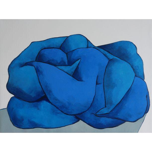 Lovers in blue by Ta Thimkaeo