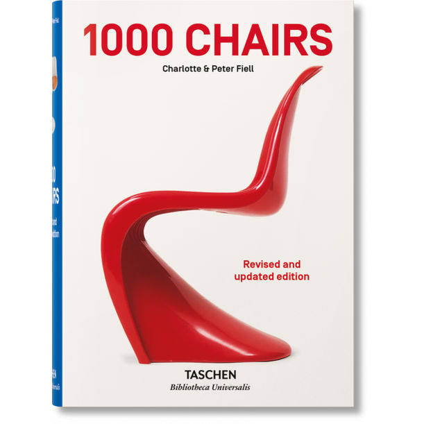 1000 Chairs. Revised and updated edition by Charlotte & Peter Fiell