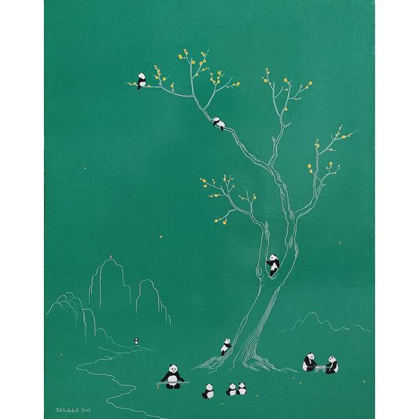 Little world No.7 by Yuan Hua Jia