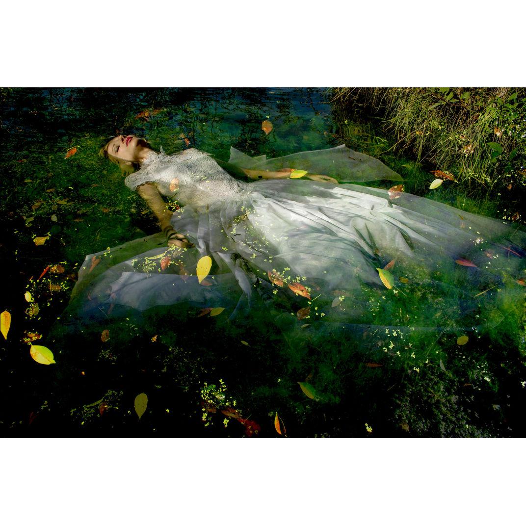 Take me to your dreams Ophelia III by Viet Ha Tran