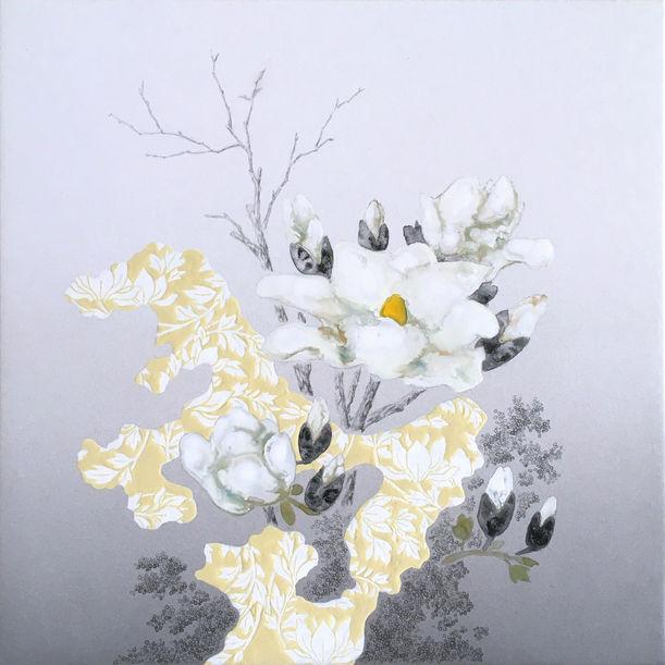 Magnolia (Yellow) / Spring by Hisahiro Fukasawa