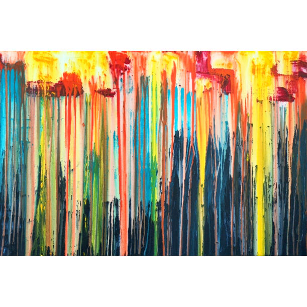 A Crush on Color (#11) by Carla Sa Fernandes