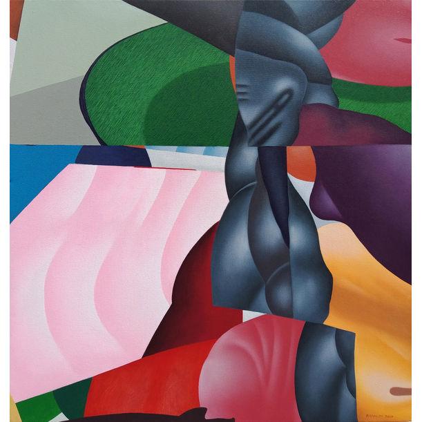 Interwoven Oject by Rinaldi Syam