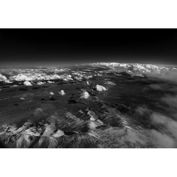 LrD057-2257B - Over Mendoza - Argentina by Gonzalo Contreras del Solar