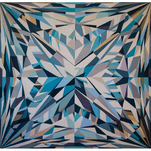 Diamond No 3 by Marina Astakhova