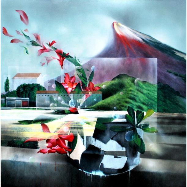 Mountain by Rinaldi Syam