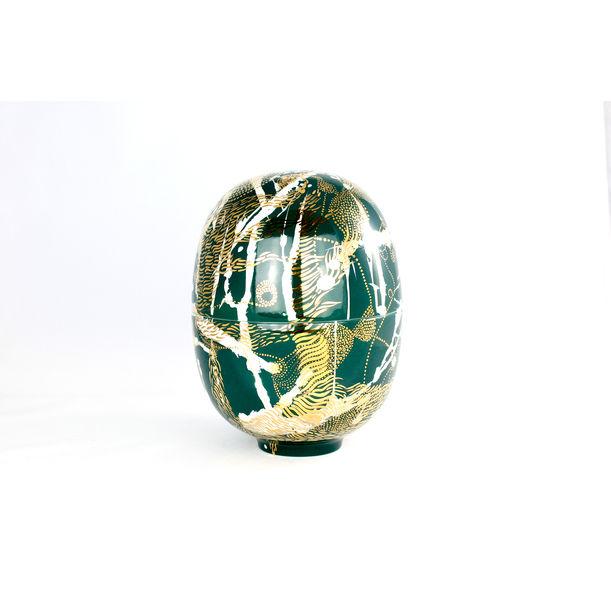 """Deep Ocean"" Egg Vessels Collection by Mari JJ Design"