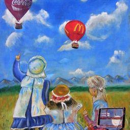 Flying Habits by I.A Sherazi