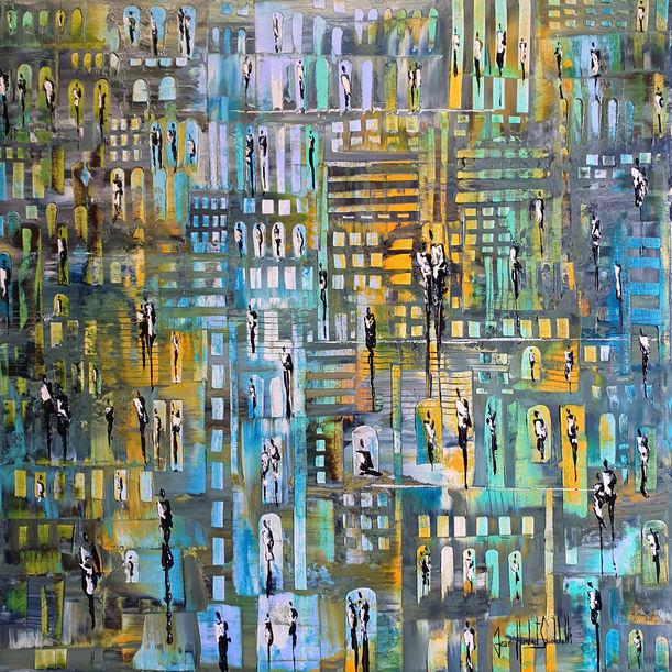 AU BON MARCHÉ by Jean-Humbert Savoldelli