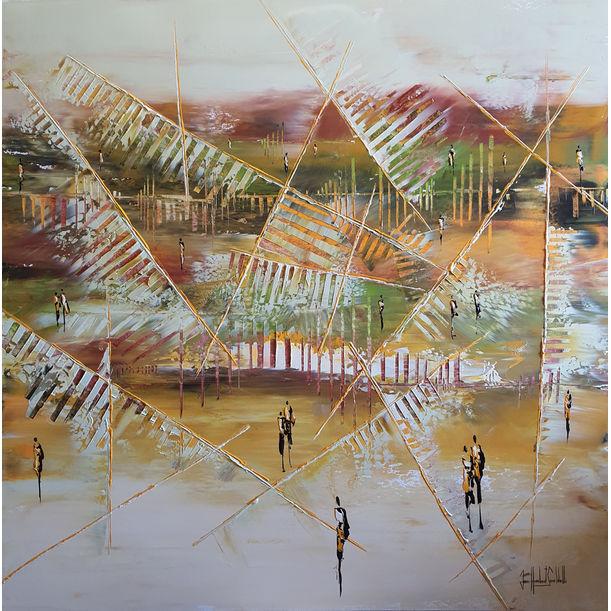 WINDMILLS by Jean-Humbert Savoldelli