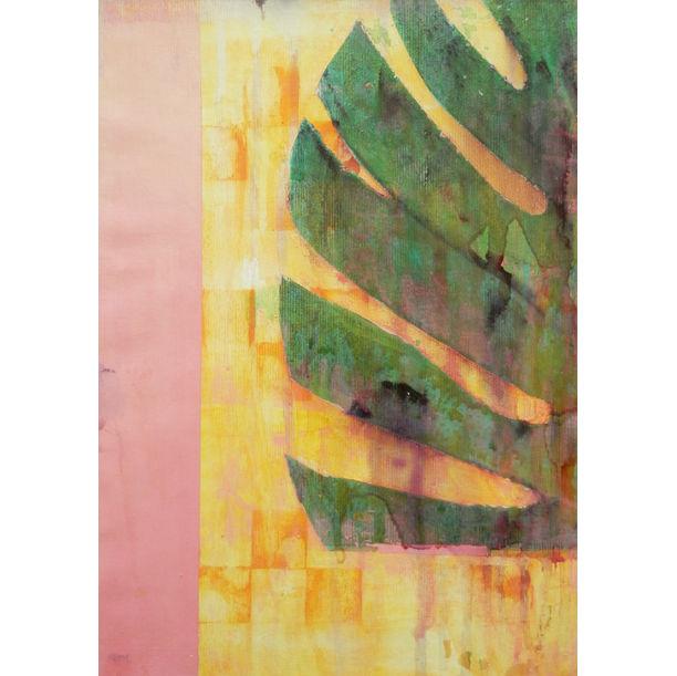 Palm tree by Miloš Hronec