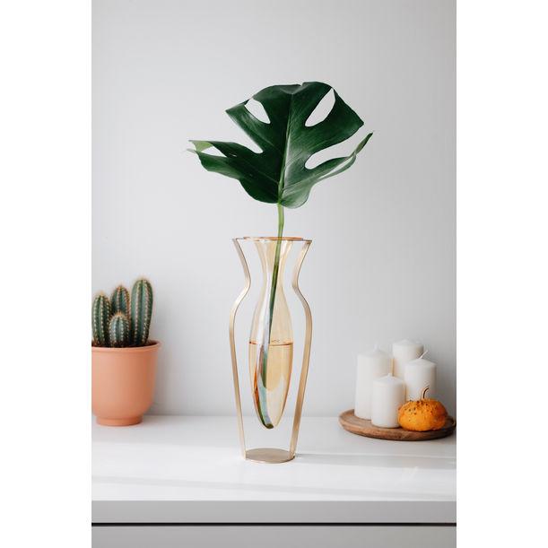 Droplet Honey Vase / Tall by Kitbox Design