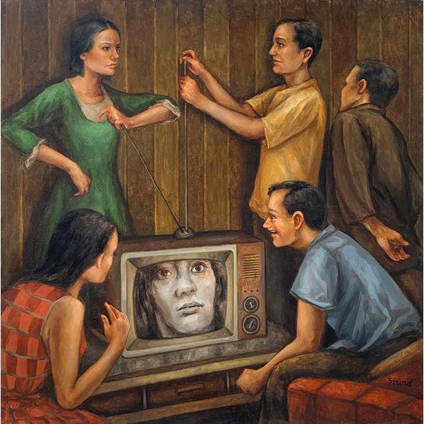 Signal Catcher by Siund Tan