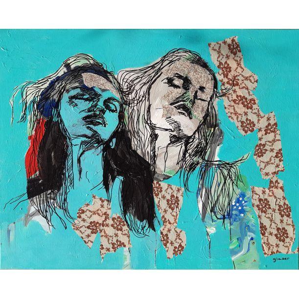 2 Sun Women by Joanna Glazer