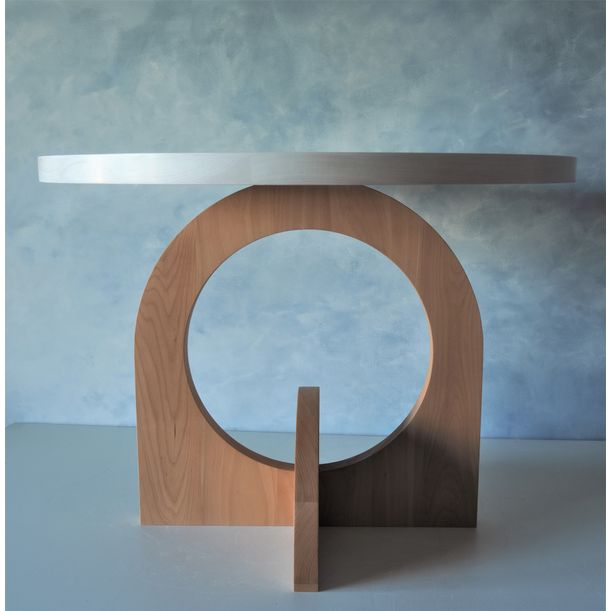 Lunar Ring Table by Michael Smith-Jones