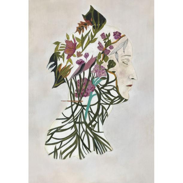 "The anatomy of love ""Lui"" by Karenina Fabrizzi"