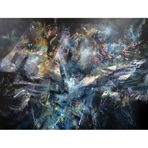 The wonderful morning dreams of Alice Composition 33 by Kloska Ovidiu