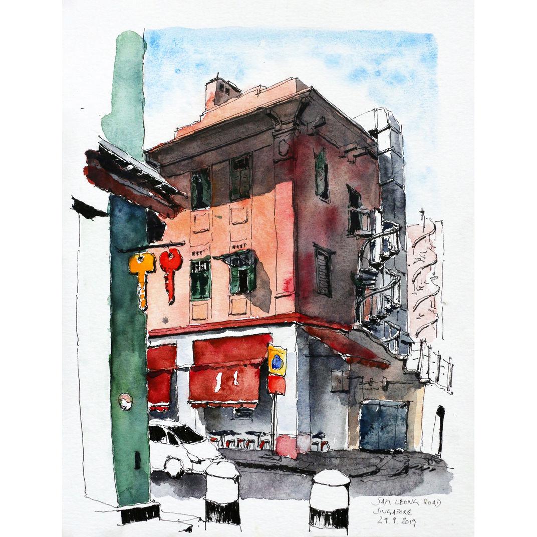 Sam Leong Road by Michael Persch