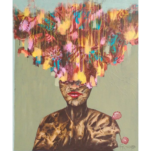 Transcend of Mind #2 by Meuz Prast