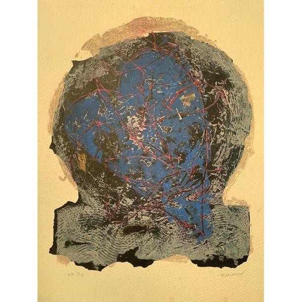L'ame Bleu by Pierre Marie Brisson