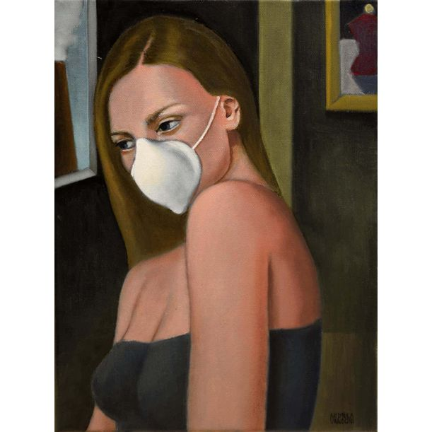 Mutilated Beauty by Andrea Vandoni