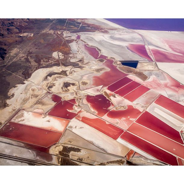 New York to Los Angeles, Utah by Ashok Sinha