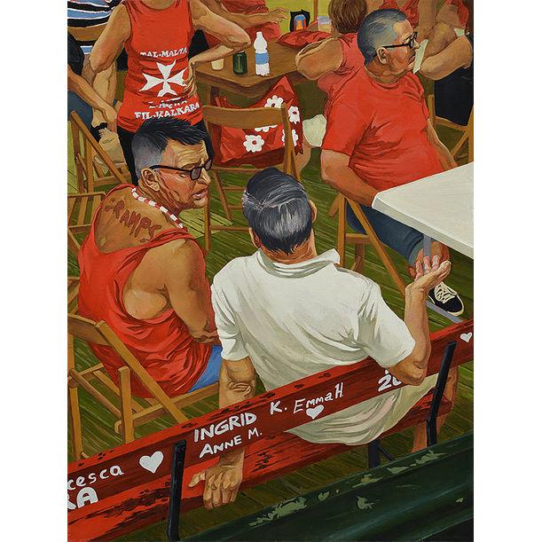 """""""Holiday in Birgu"""" by Mikhail Zrazhevsky"""