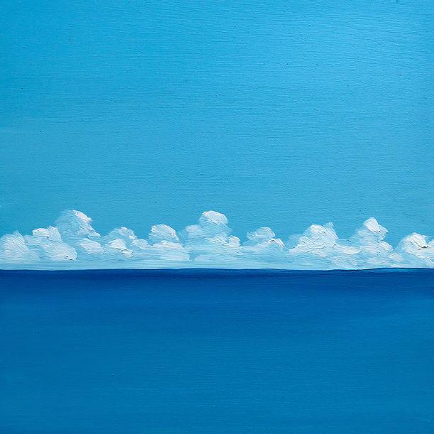 Cloud Parade by Elizabeth Tillemans
