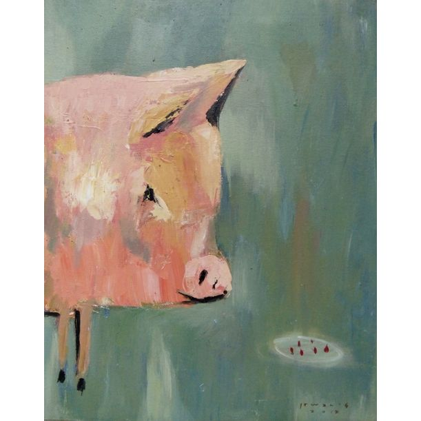 Pig by Irwan Guntarto