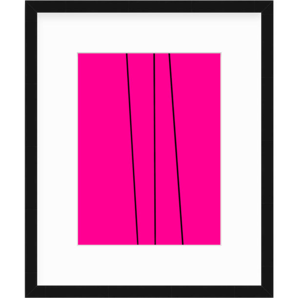 Pink tree by Pletneva