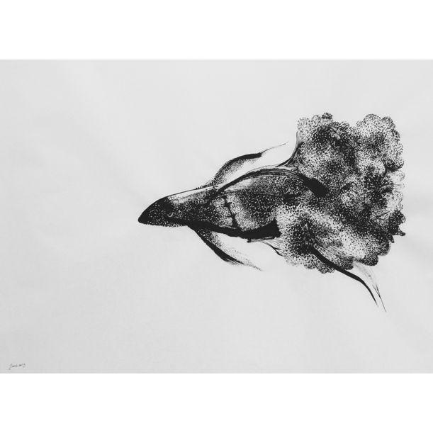 Isolation I by Fuen Chin