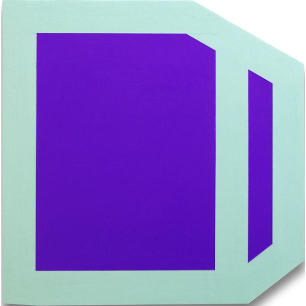Plumb Purple (mint) by Brent Hallard