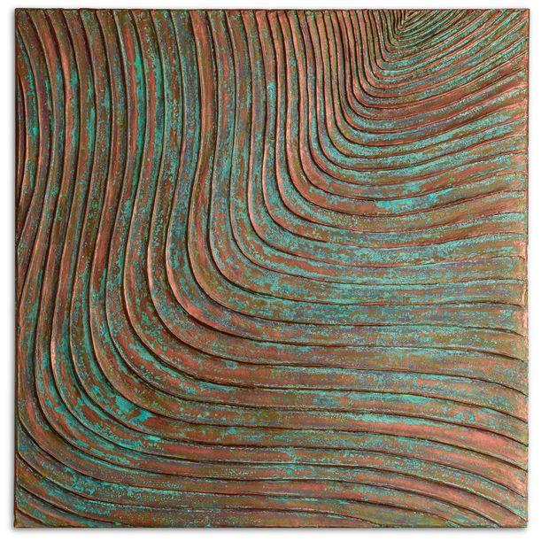 Woodcuts #4/P by Giulia Madonia