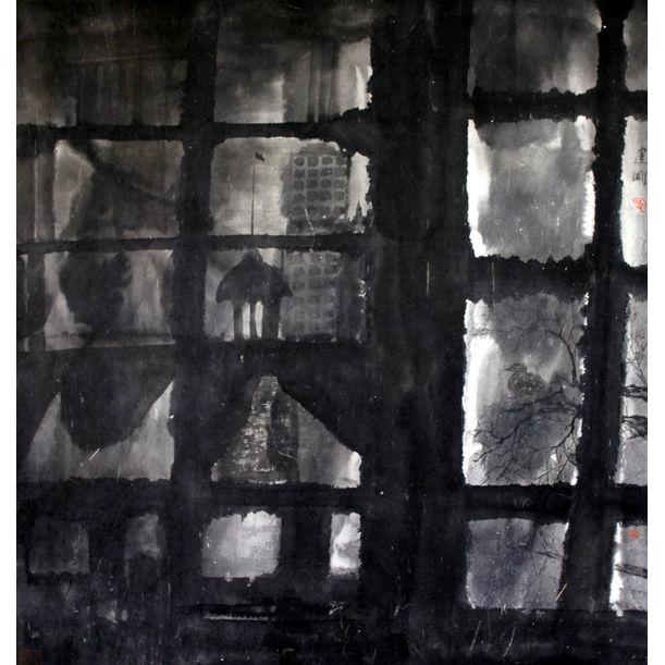 初冬 by Li Jian Gang