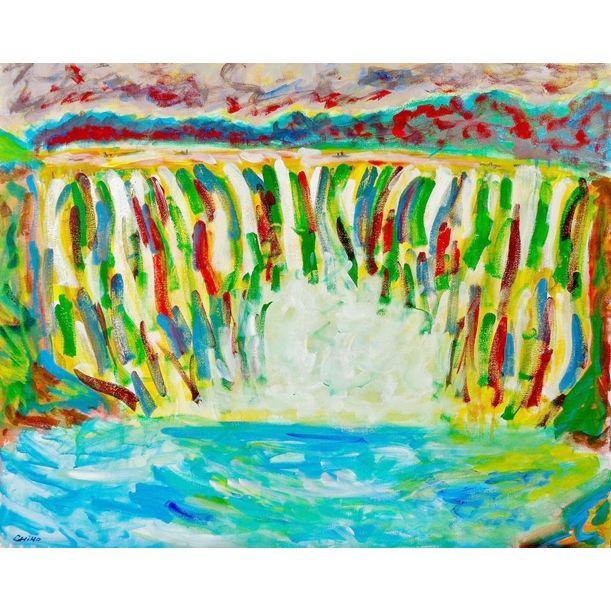 Niagara Falls 2 by Chiho Yoshikawa