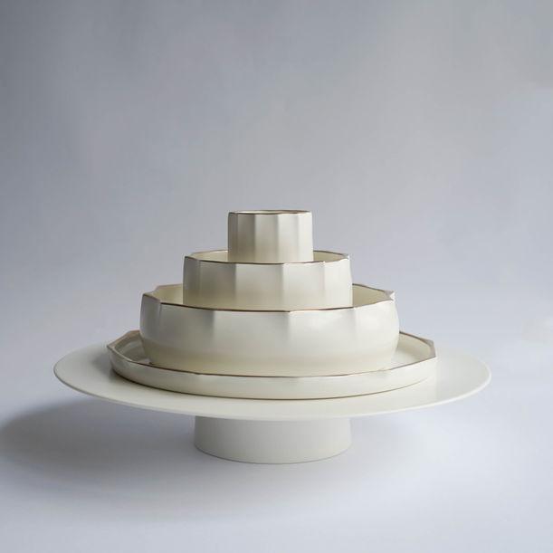 Blossom Gold Banquet Set by wohabeing x Luzerne