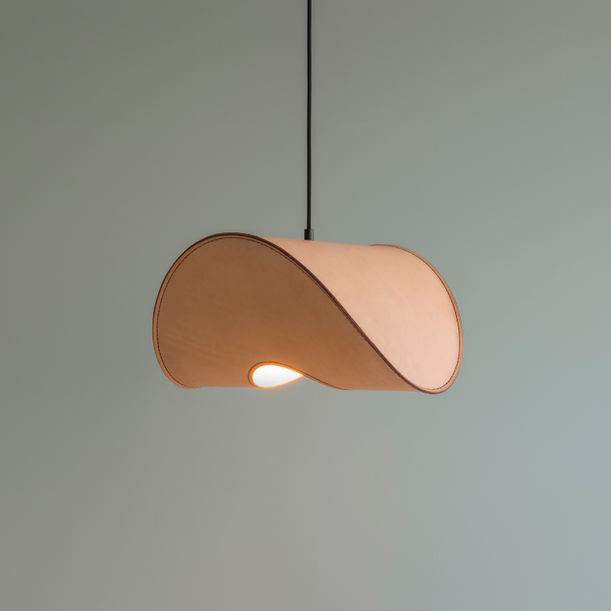 ZERO LAMP ONE PENDANT - Nude by Uniqka