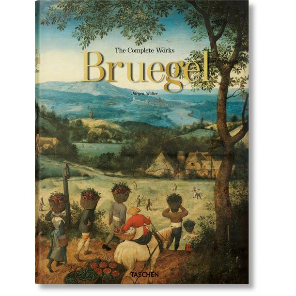 Pieter Bruegel. The Complete Works by Jürgen Müller, Thomas Schauerte