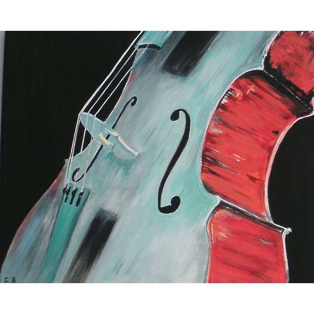 violin by Edmonda Berdilla