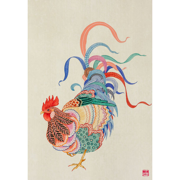 The Rooster by Chris Chun