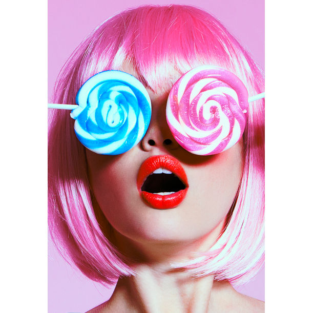 Candy Warhol by TOMAAS .