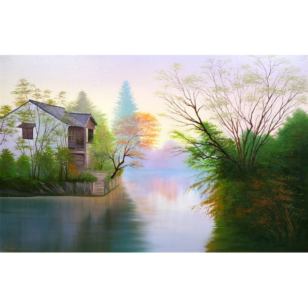 Peaceful Life by Richard Leung