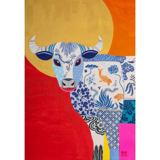 The Ox by Chris Chun