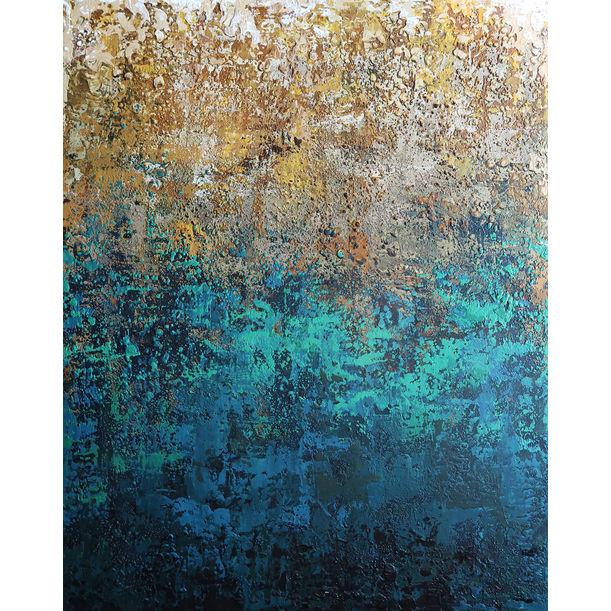 GOLD & SEA by Robert Garita