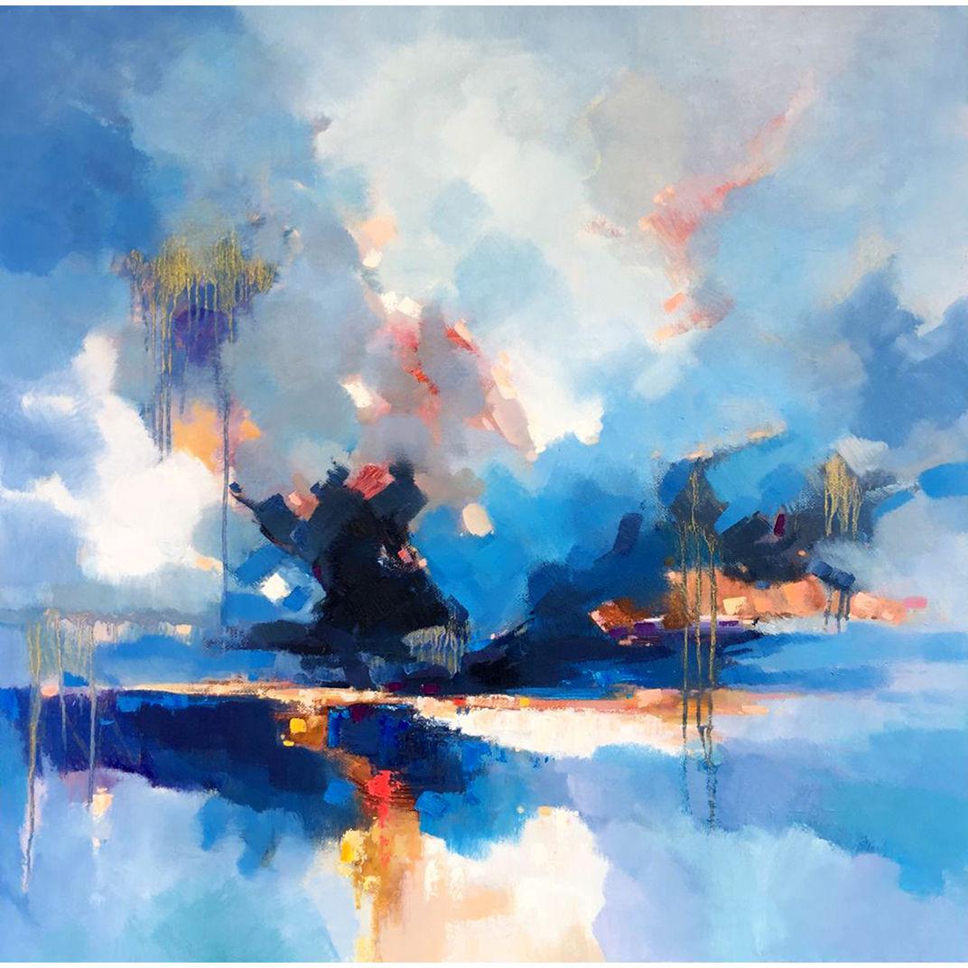 Cloudy sky 133 by Jingshen you