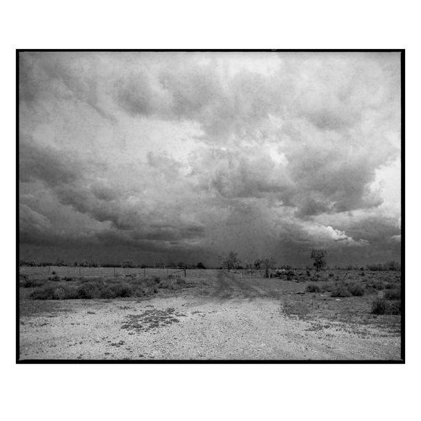 A Brewing Storm by Damian Seagar