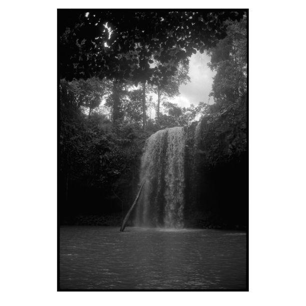 Ban Lung Waterfall by Damian Seagar