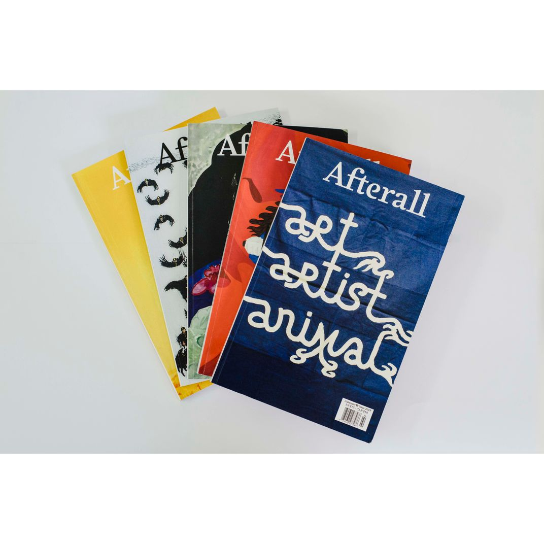 Afterall: A Journal of Art, Context and Enquiry (Selection of 4 Journals from Vol 44–49) by Multiple Authors
