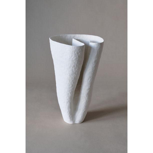 Fold vase I by Aiste Bagdonaite